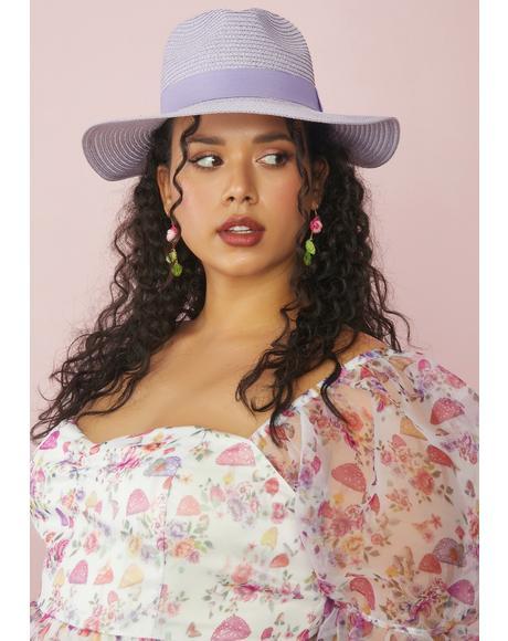 Magic Wait A Minute Straw Sun Hat