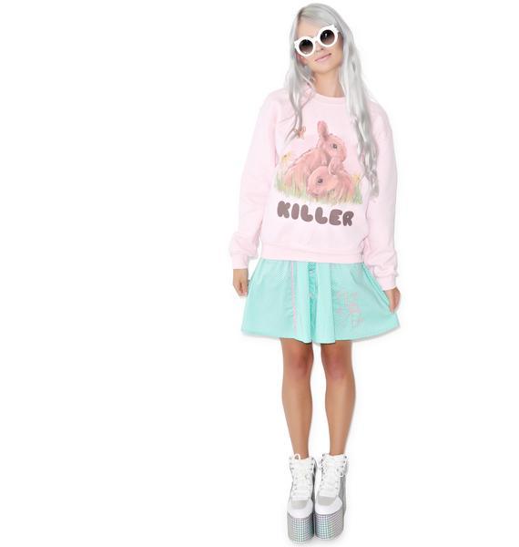 Kill Brand Loose Bunny Sweatshirt