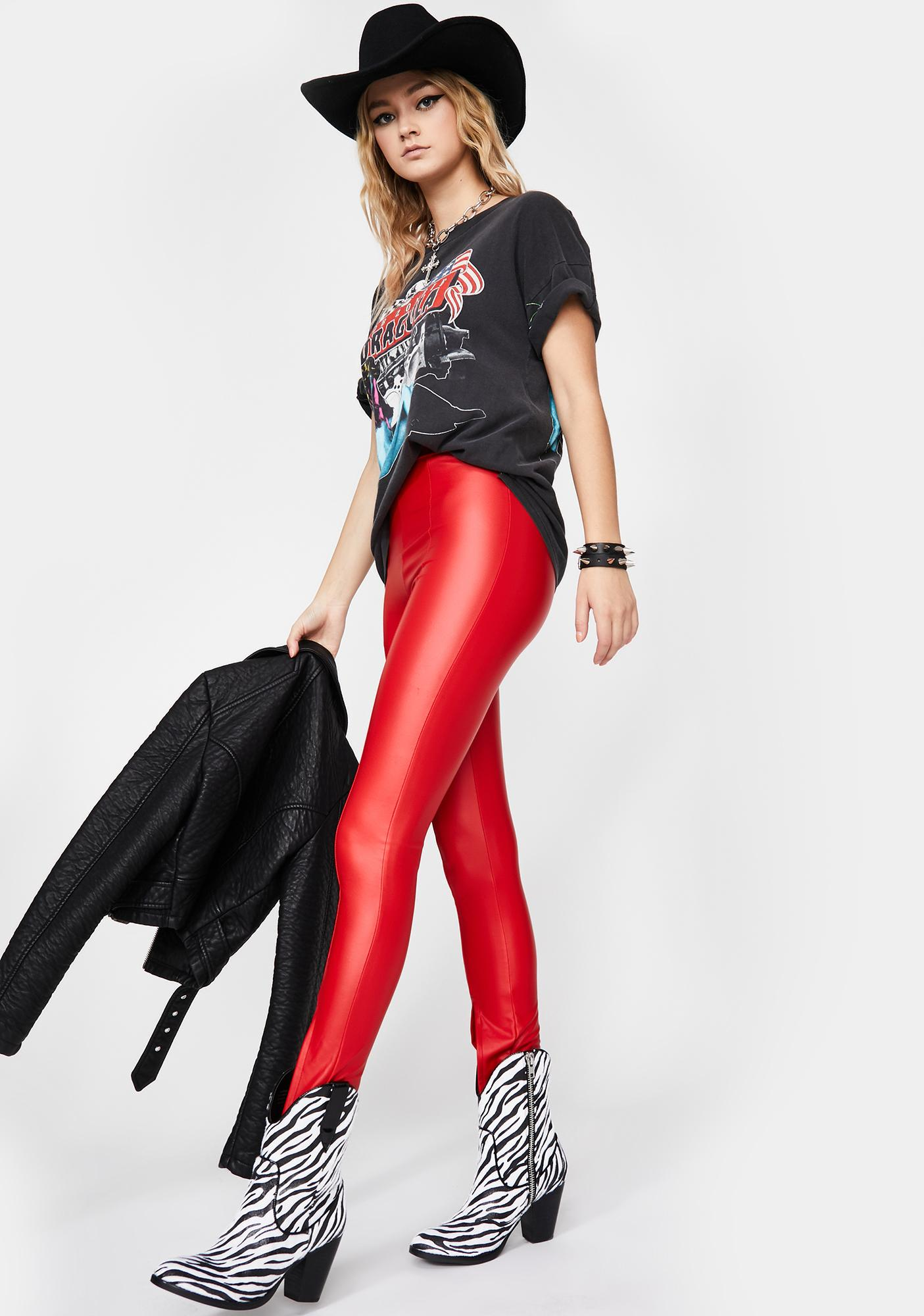 Hot Wild Intentions Skinny Pants