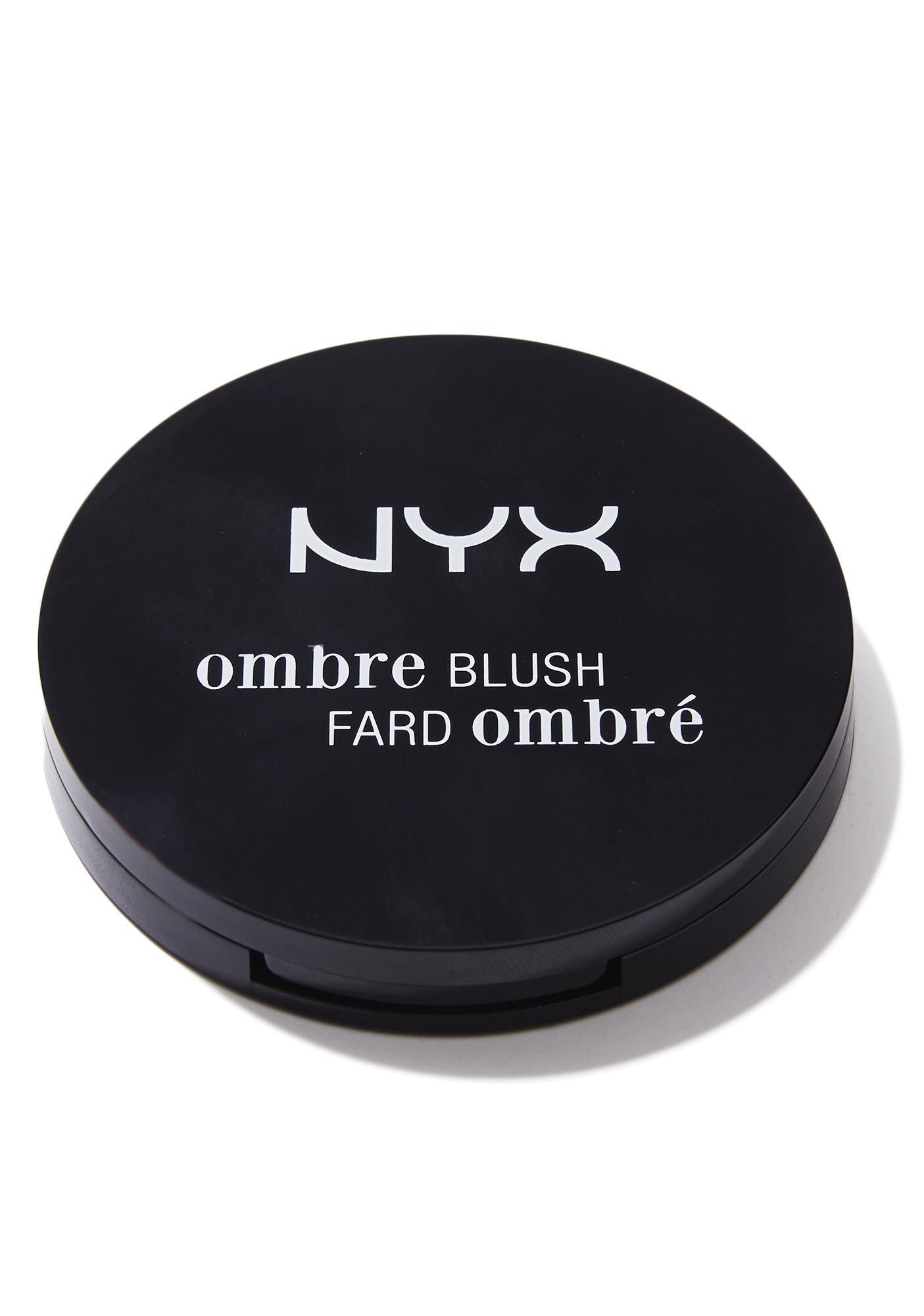 NYX Code Breaker Ombre Blush