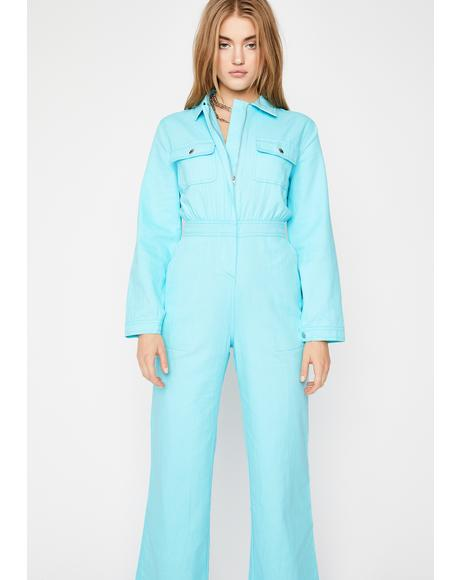 Powder Speed Racin' Boiler Jumpsuit