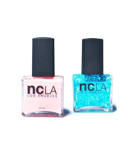 NCLA Dawn Patrol Nail Polish Set