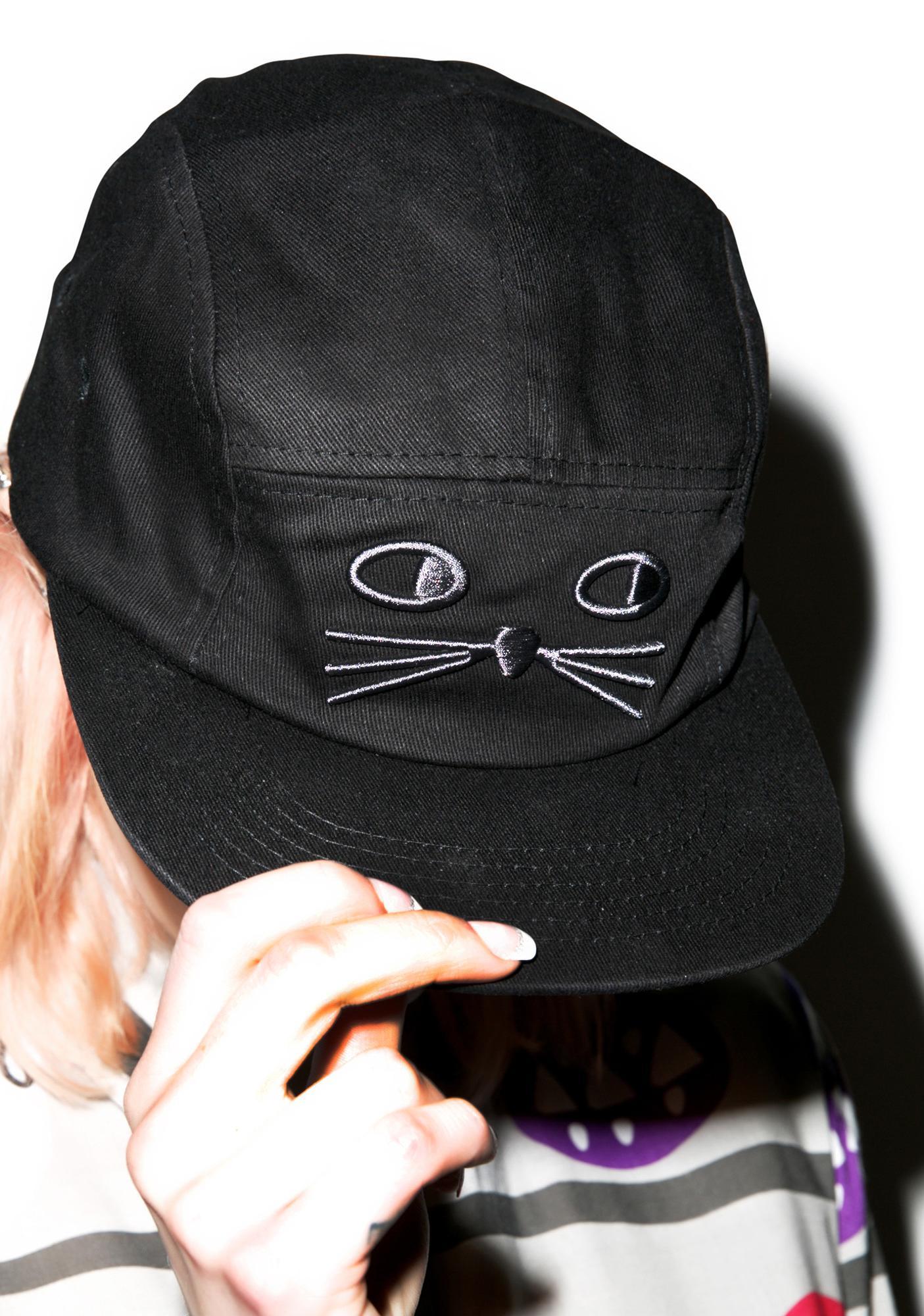 Lazy Oaf Kitty Cap