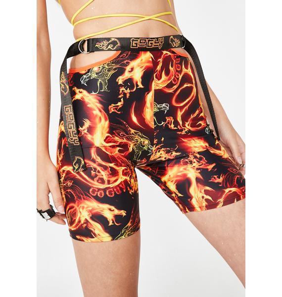 GoGuy Feel The Heat Hot Pants