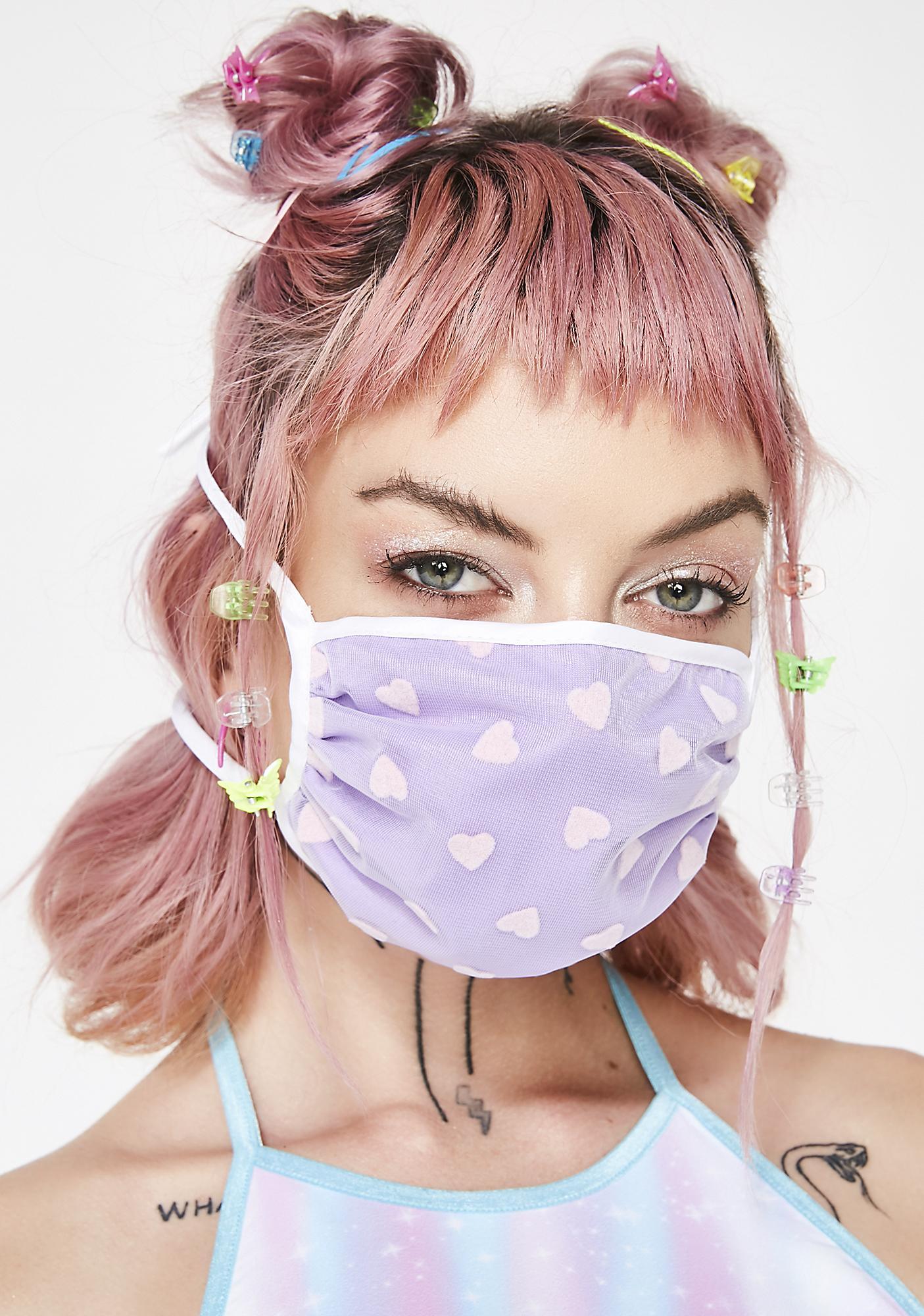 Penny Drop Dust Mask