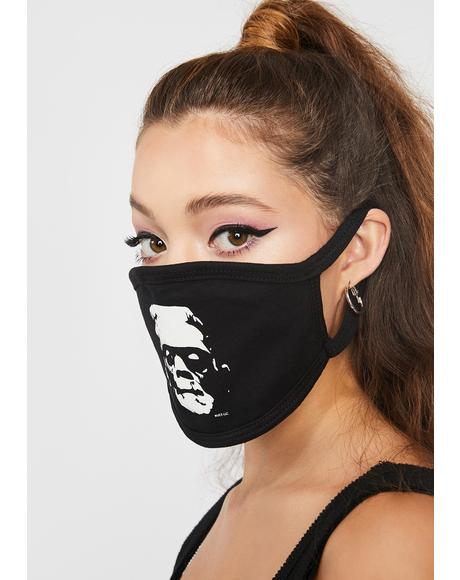 Frankenstein Silhouette Mask