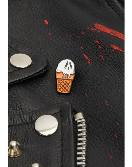 Ghost Cone Pin