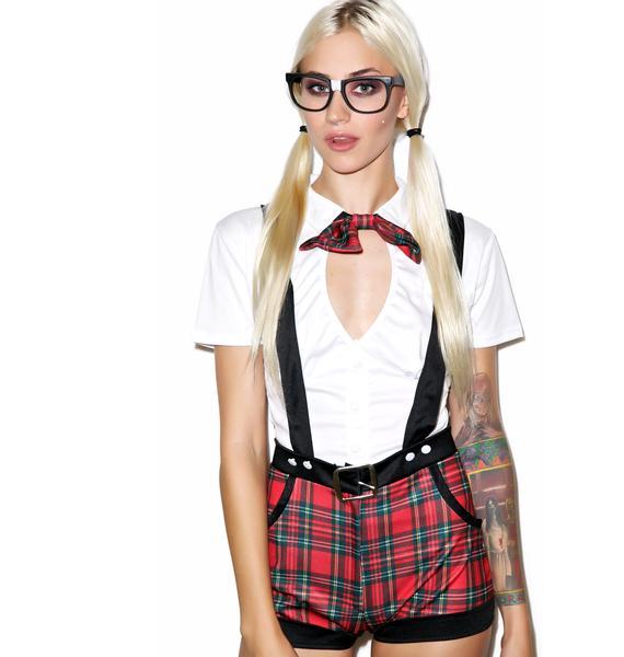 Math Whiz Nerd Costume
