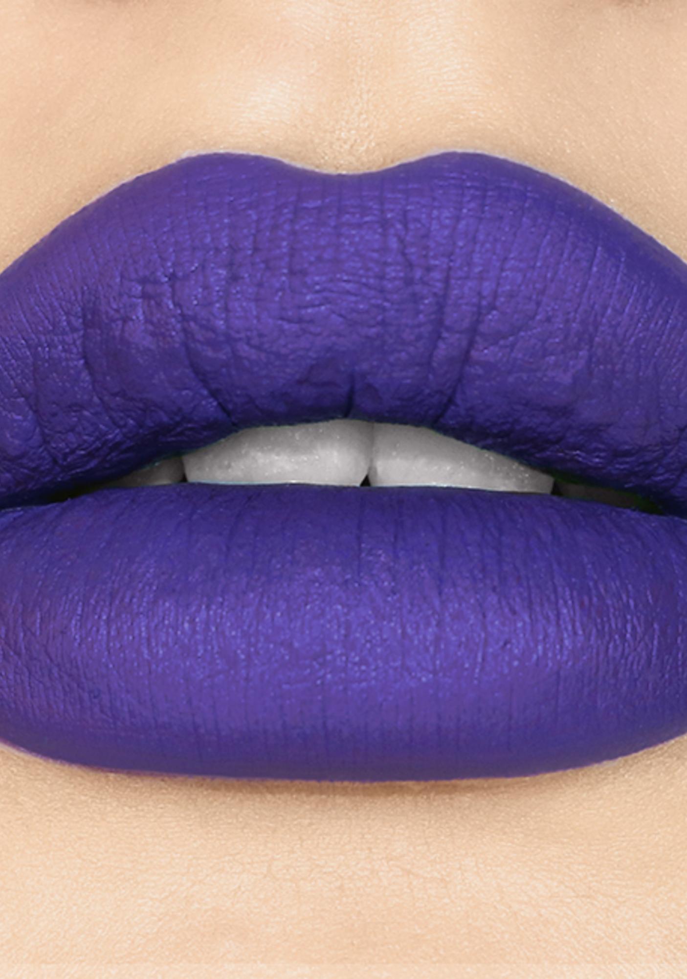 Sugarpill Spank Liquid Lipstick
