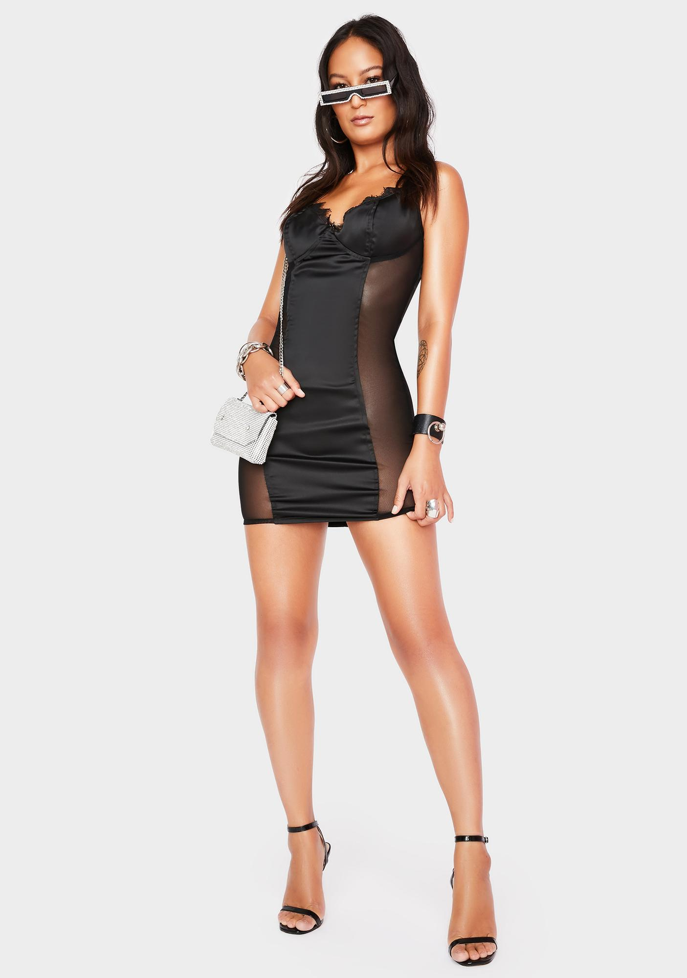 Roma Keep Talkin' Bustier Dress