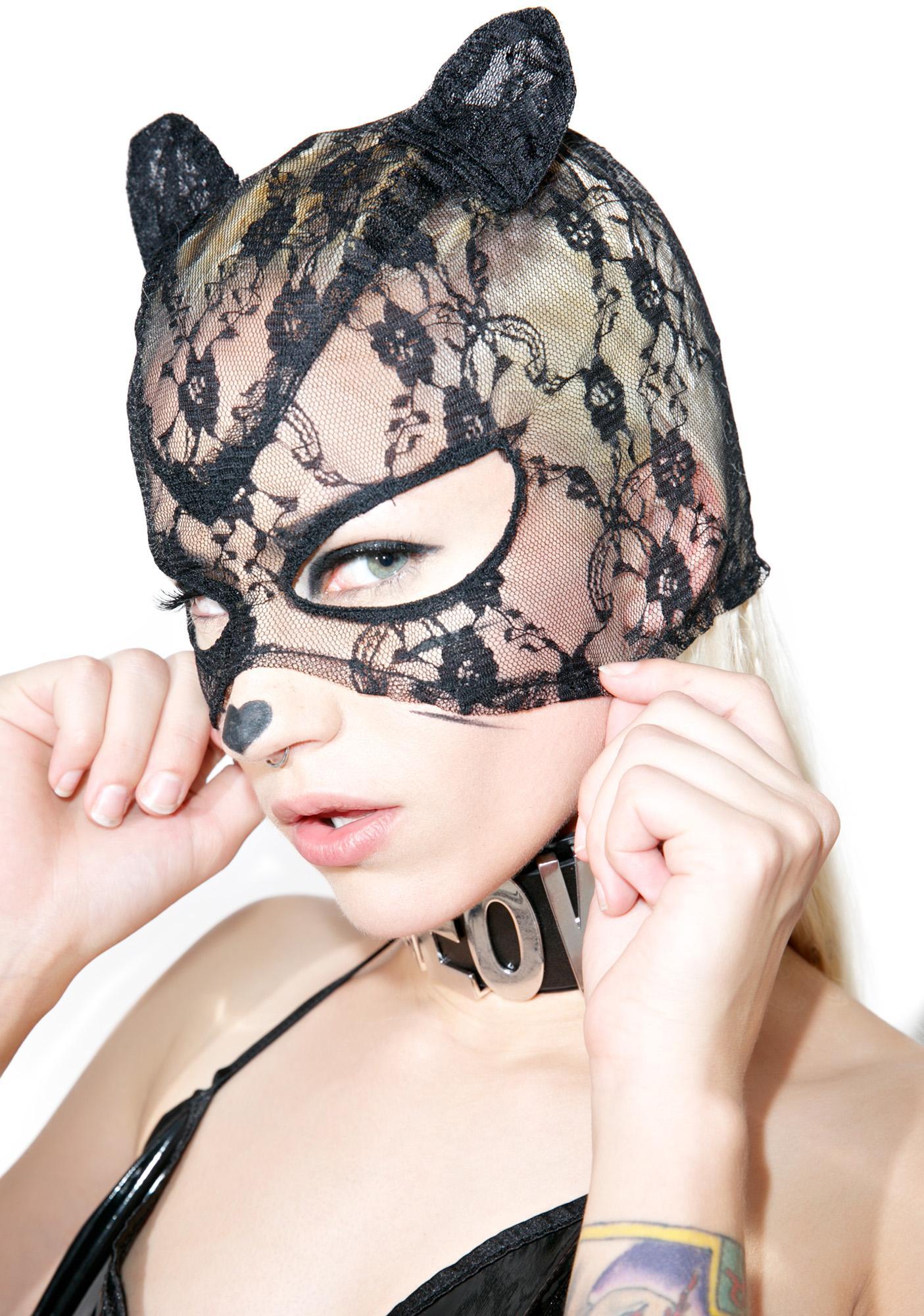 Kat Woman Mask