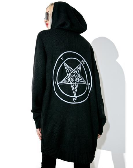 Templar Initiate Knit Cardigan