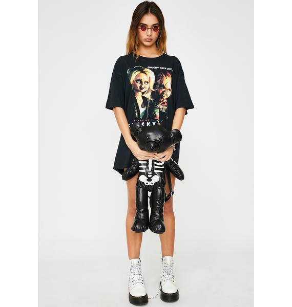 Wicked Play Date Graphic Tee
