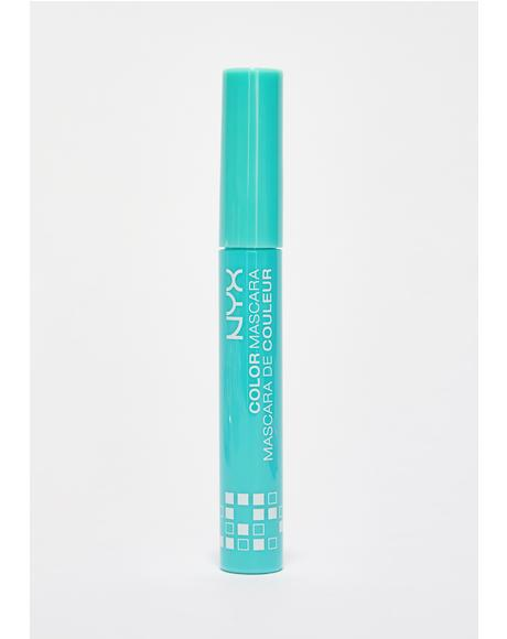 Mint Julep Color Mascara