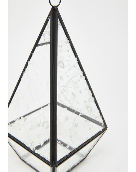 Ethereal Pyramid Terrarium