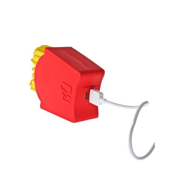 Wattzup Fry Or Die Power Bank