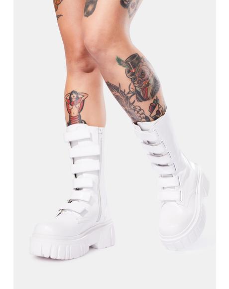 Ice Breaker Combat Boots