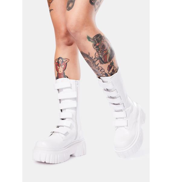Club Exx Ice Breaker Combat Boots