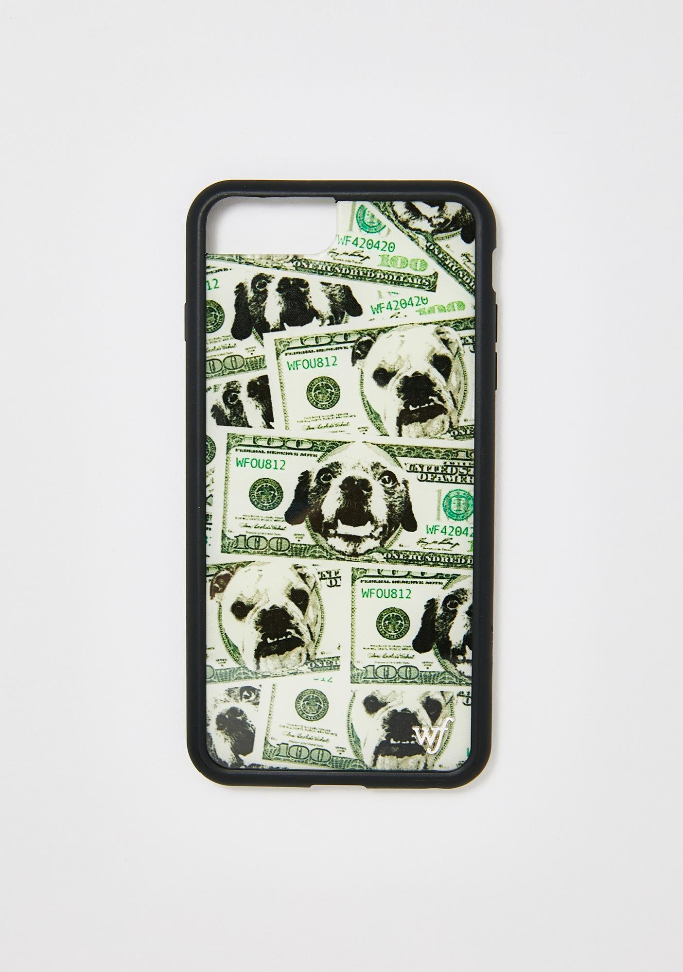 Wildflower Dolla Dogs iPhone Case