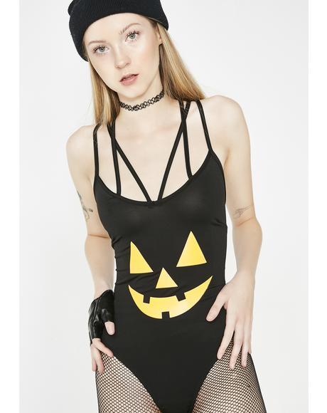 Halloween Hottie Bodysuit