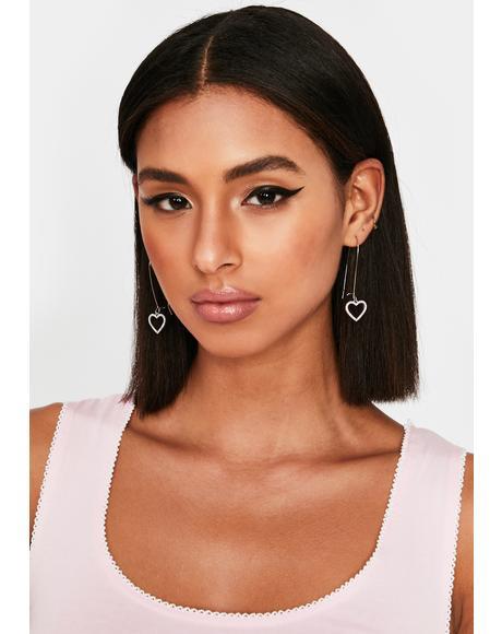 Keep In Touch Drop Earrings