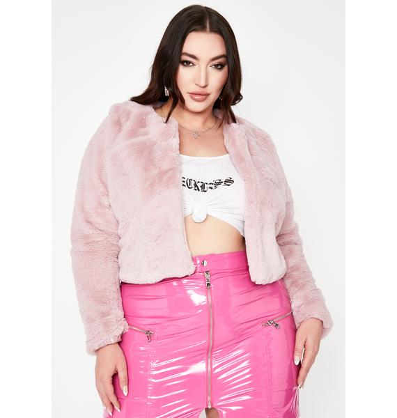 Gotta Get With It Cropped Jacket