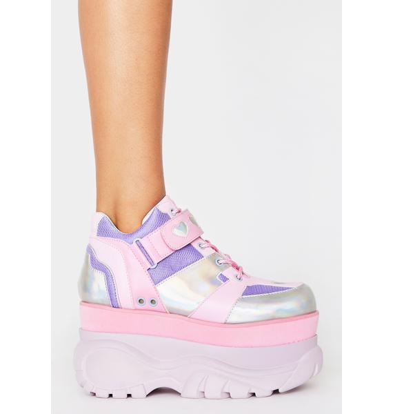 Sugar Thrillz Fairywalker Platform Sneakers