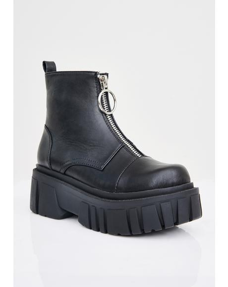 Stompin' The Yard Zip Boot