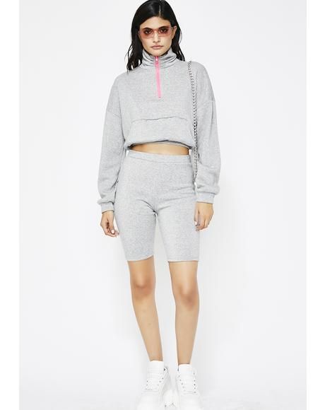 Just Went Viral Athleisure Set