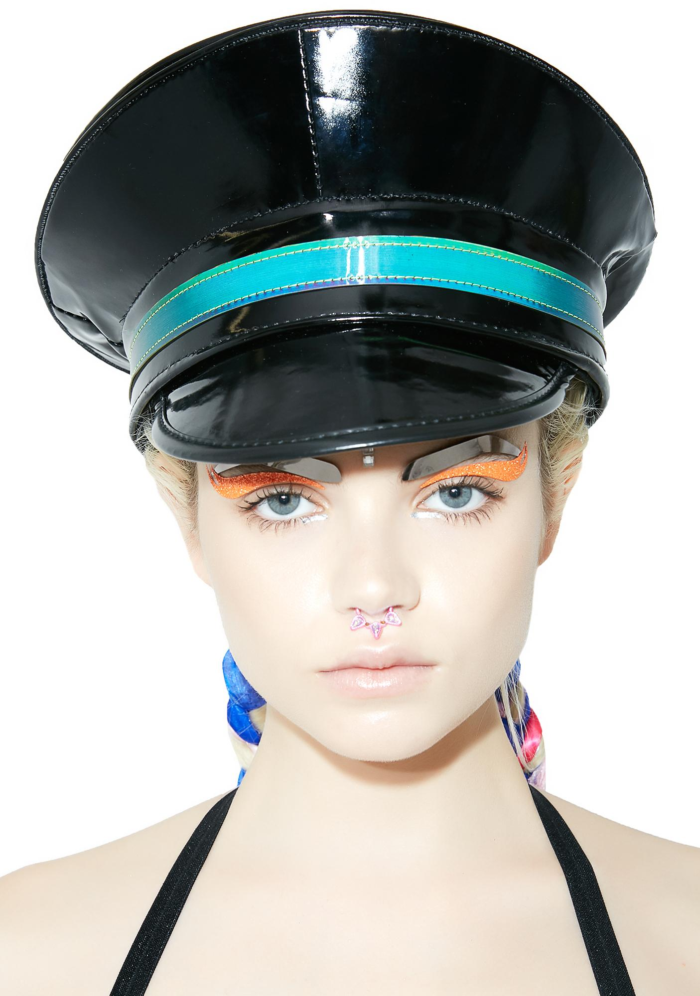 Head Trip Officer's Hat