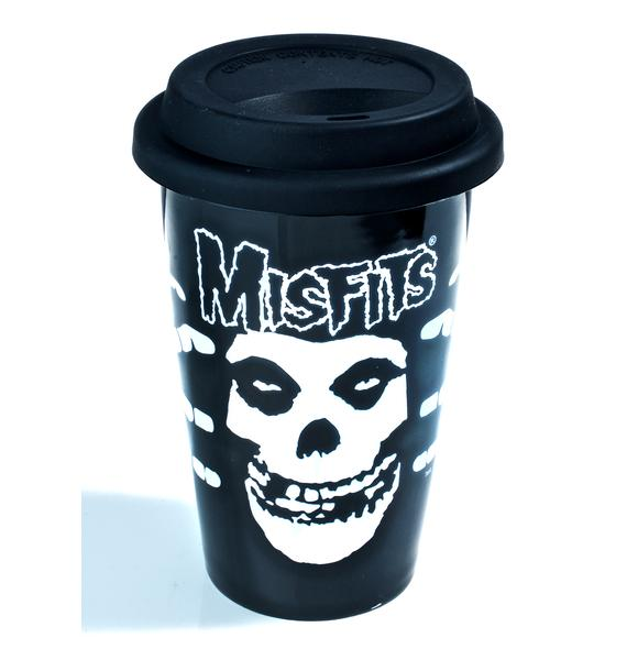 Sourpuss Clothing Misfits Coffee Tumbler