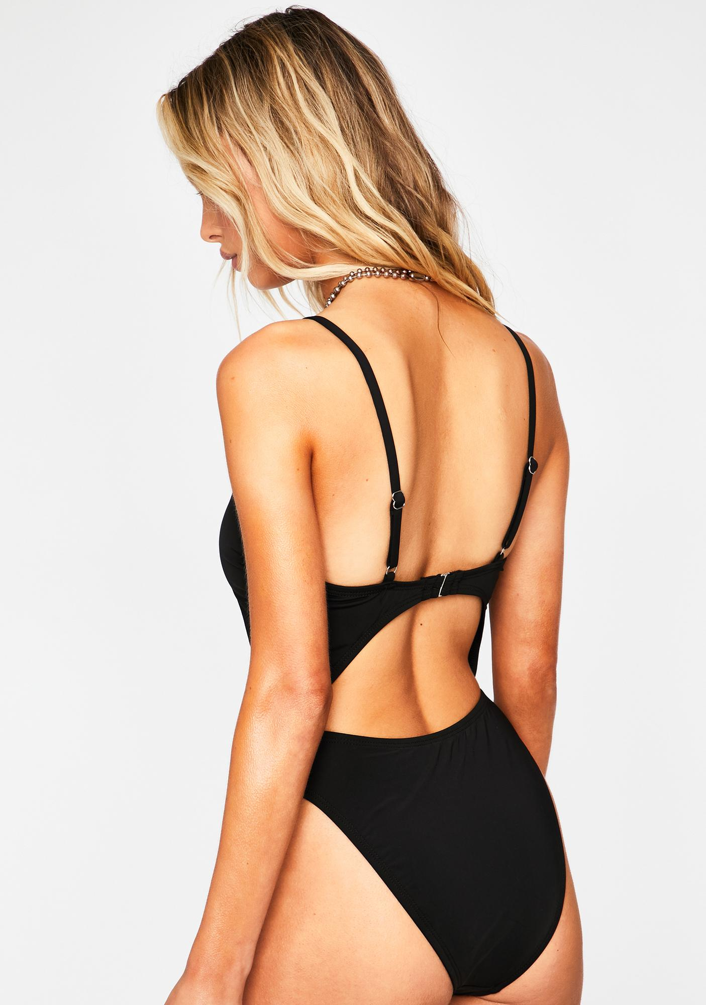 Dippin' Daisy's Glam One Piece Swimsuit