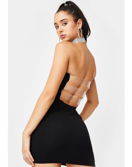 Book Me Now Mini Dress