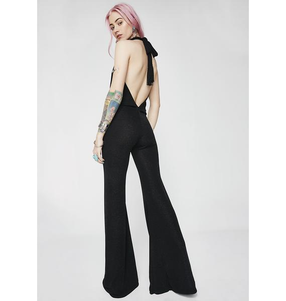 TEMPLE RO The Shimmer Jumpsuit