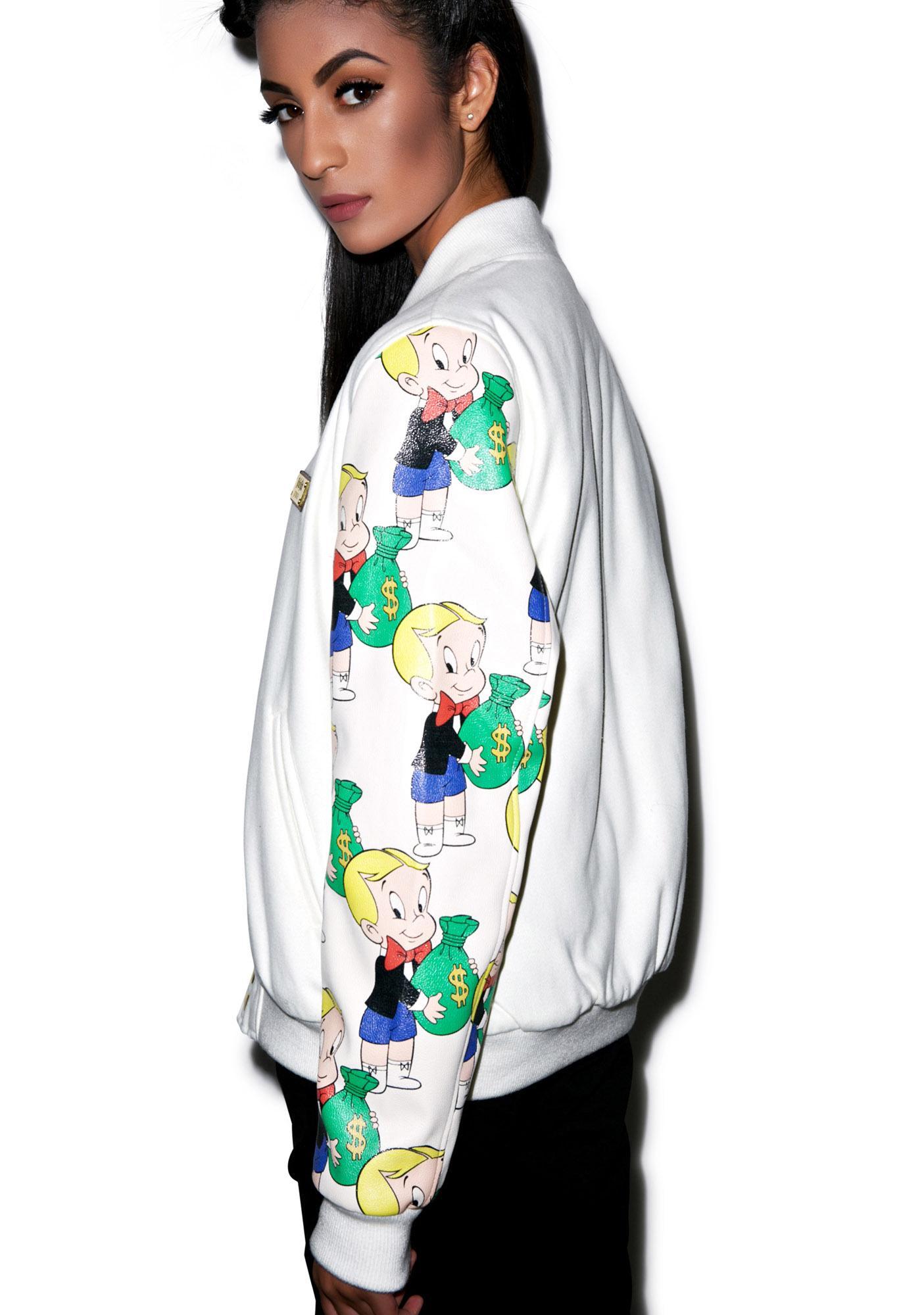 Joyrich Richie Rich Varsity Jacket