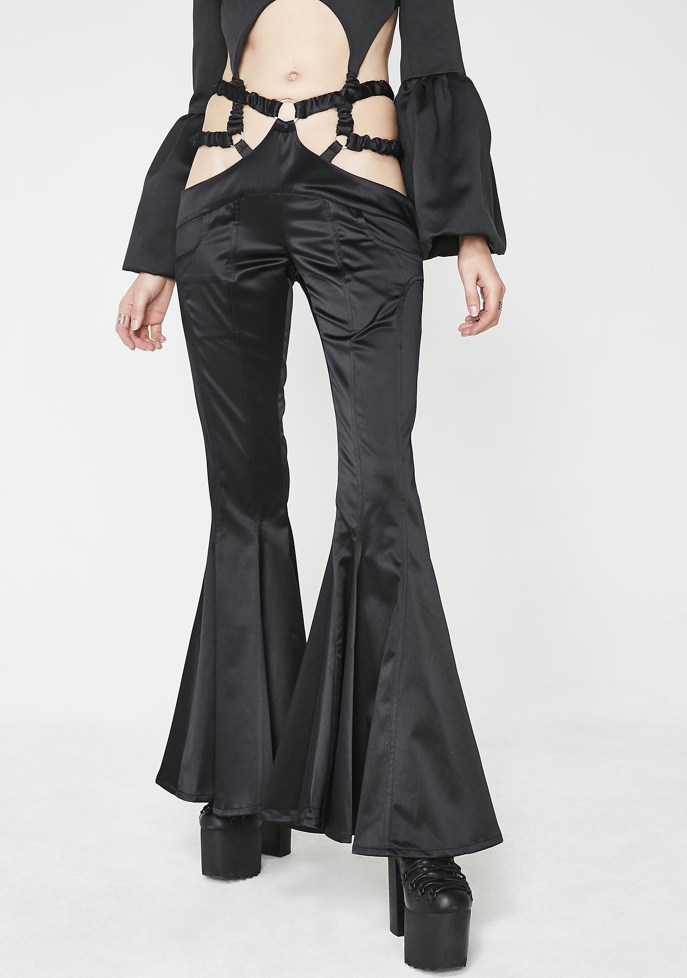 Namilia G-String Flare Pants