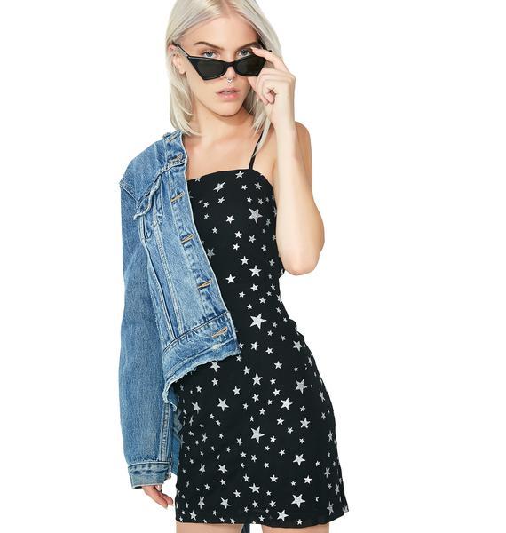 So Stellar Mini Dress