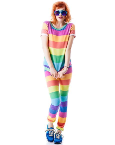 70's Rainbow Camden Top