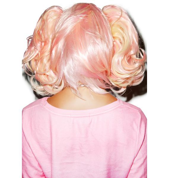 Sakura Crown Wig