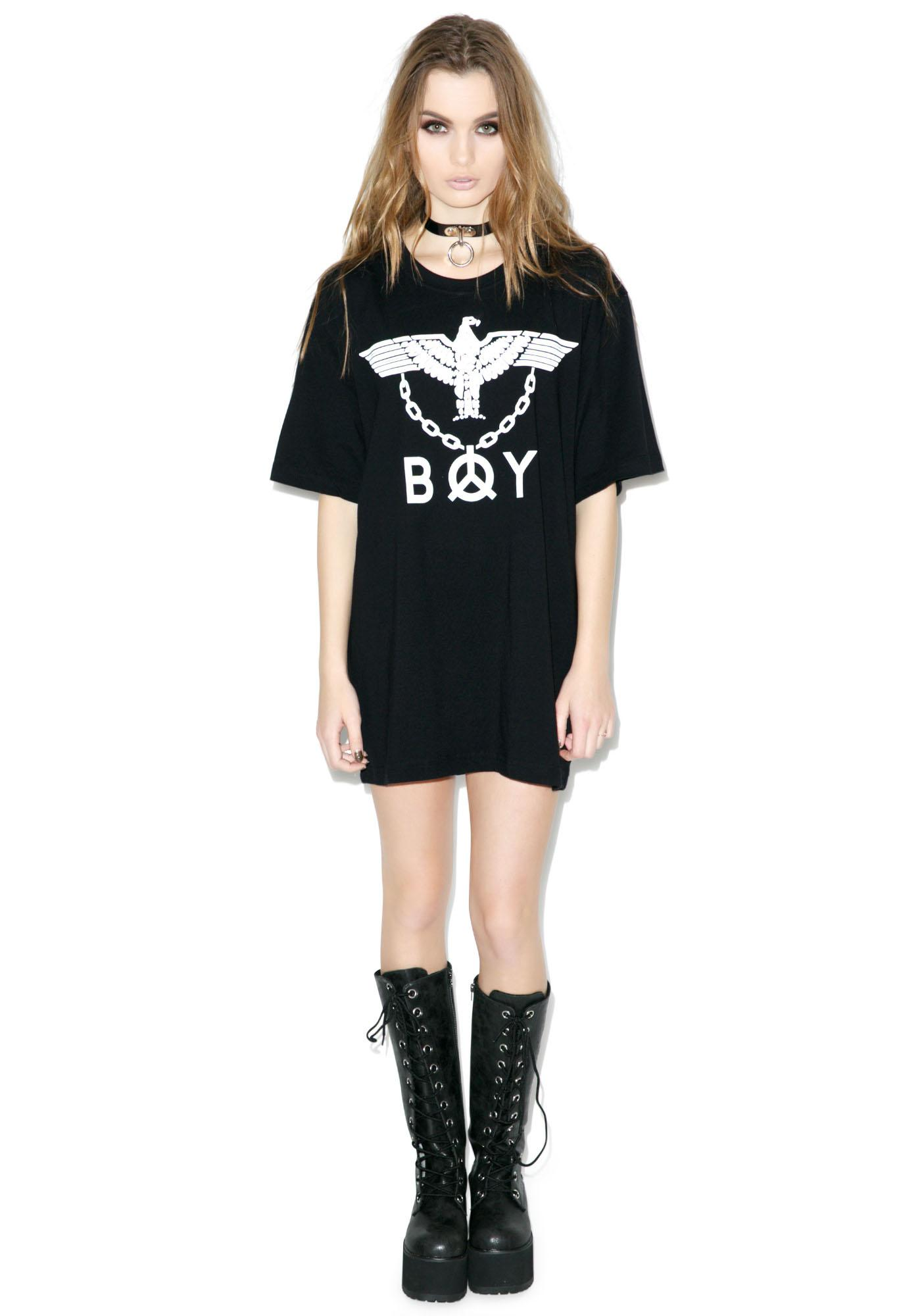 BOY London Eagle Chain Tee