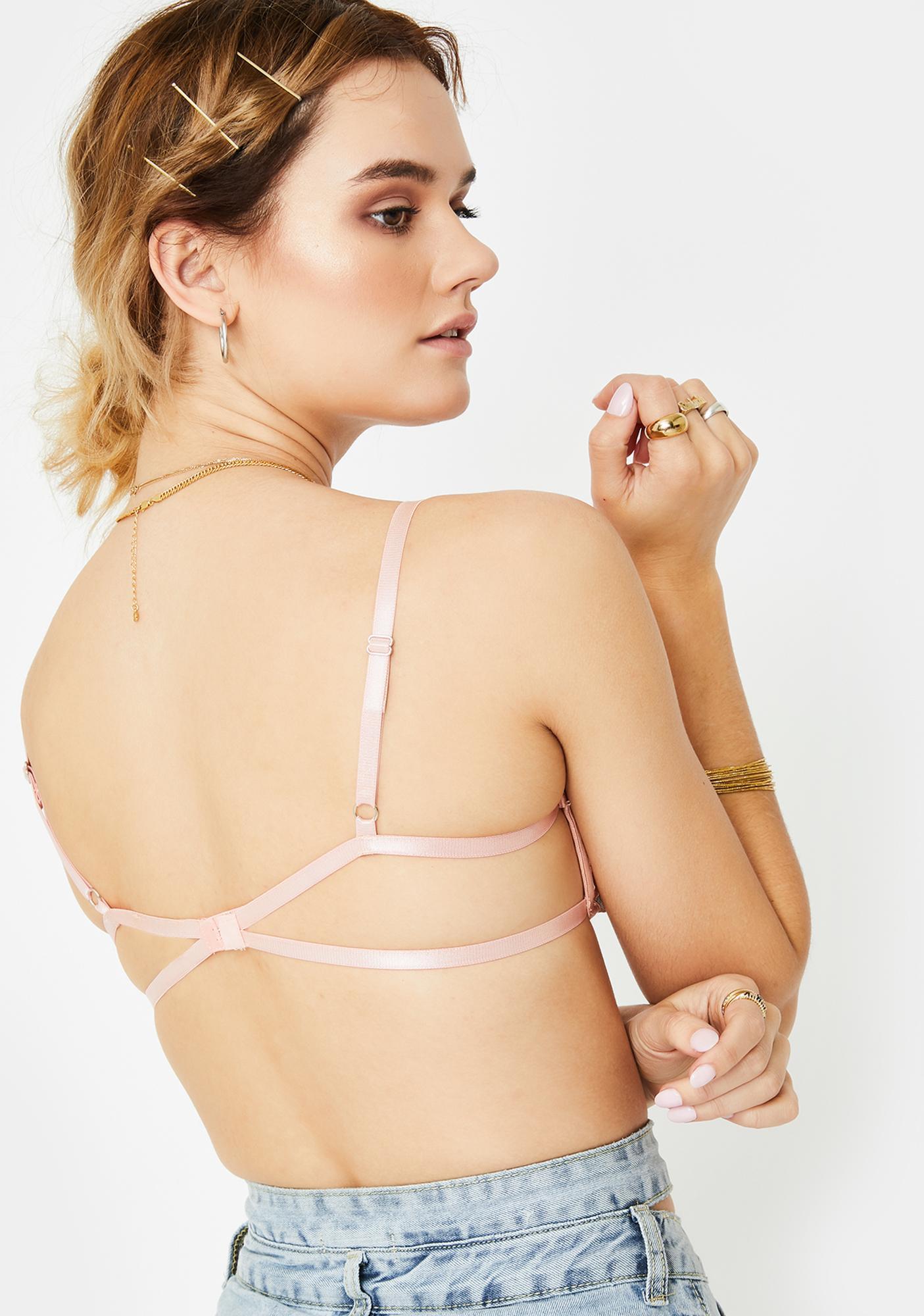 ZYA Crysta Lace Bralette