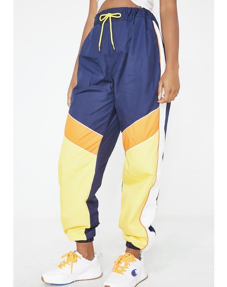Gridlock Pants