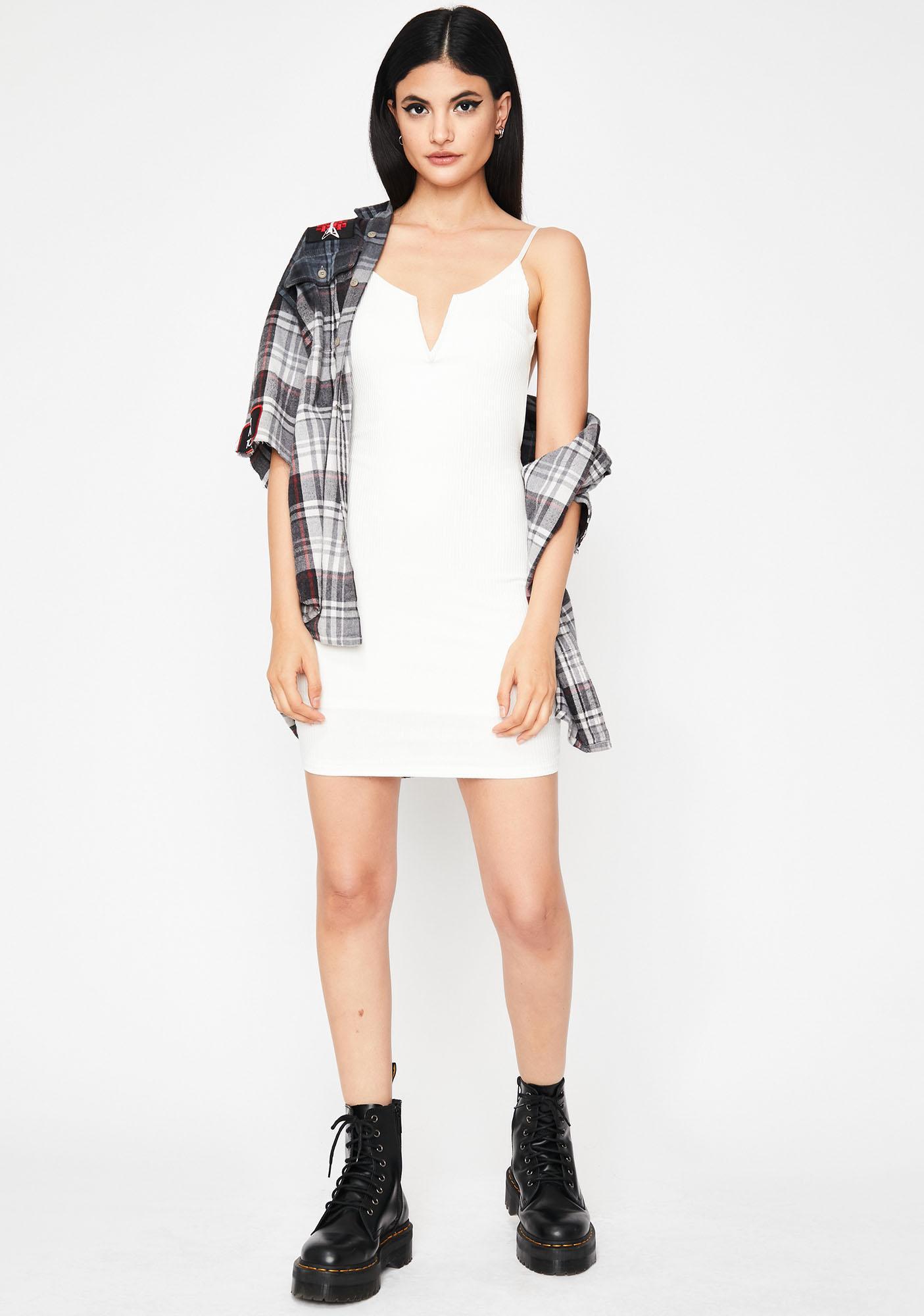 Explicit Elite Mini Dress