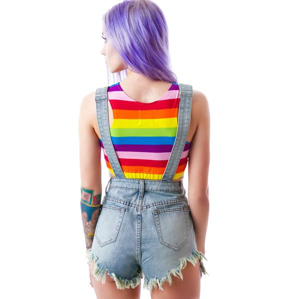 UNIF Rainbow Jumper