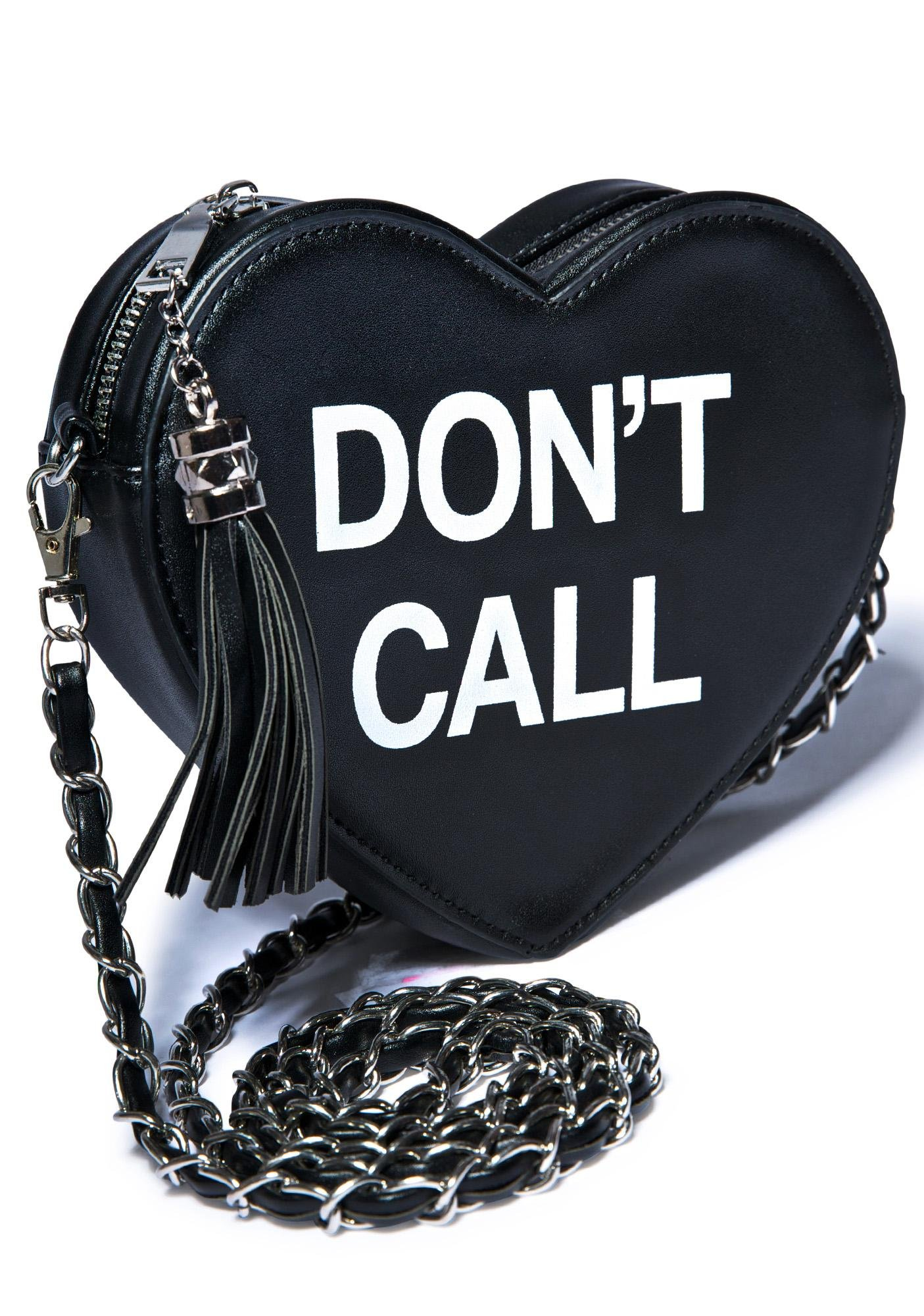 Sugarbaby Don't Call Crossbody Bag