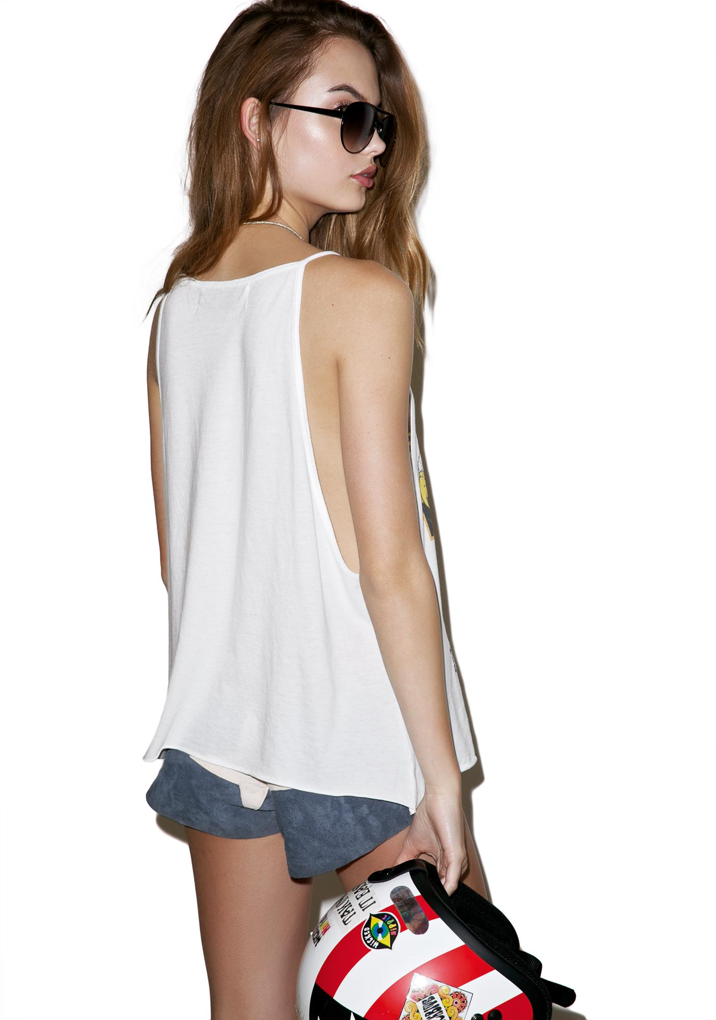 The Laundry Room Chill Out And Ride Tank Top