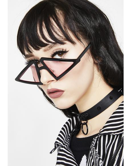 Unsacred Geometry Sunglasses