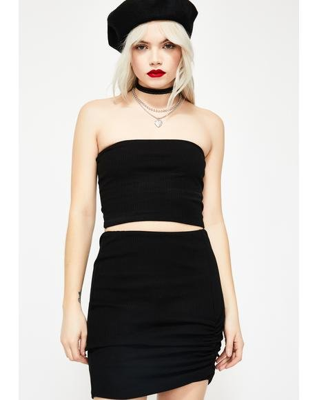 Wicked Classy Clique Skirt Set
