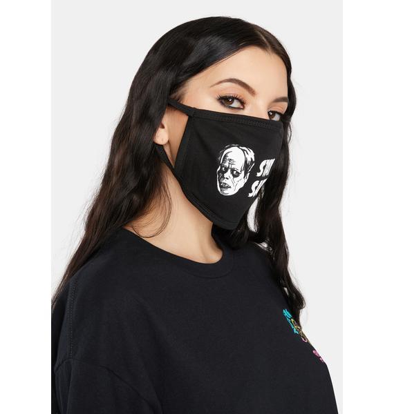 Rock Rebel Chaney Phantom Of The Opera Face Mask