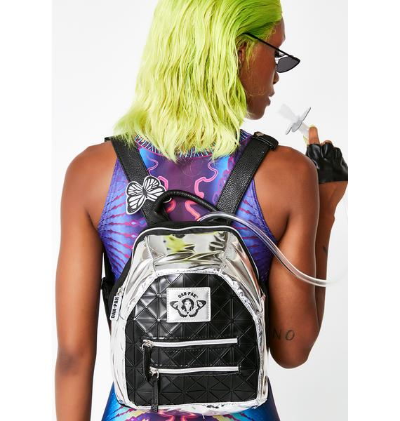Dan-Pak Black Tar Mini Hydration Backpack